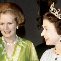A rainha Elizabeth II e Margareth Tatcher foram amigas?
